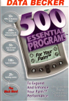 500 Essential Programs for Your Palm (US)