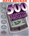 500 Essential Programs for Your Palm - Big Box (US)